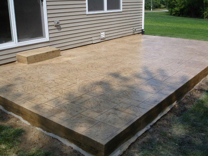 About Us  Burlington Concrete  Patios  Concrete Steps